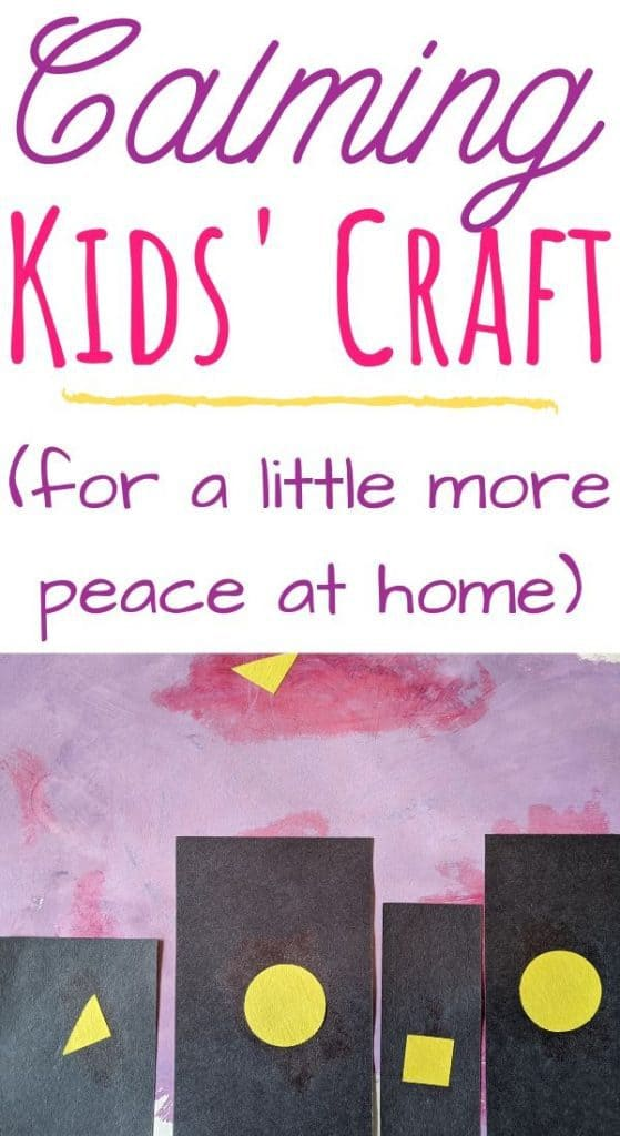 Simple craft for kids